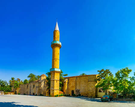 Omeriye mosque at Nicosia, Cyprus