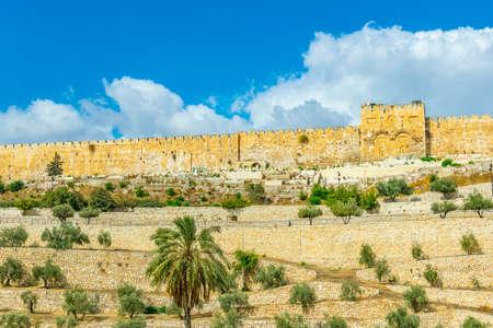 Fortification of Jerusalem, Israel