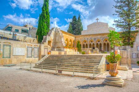 Église de pater noster à Jérusalem, Israël