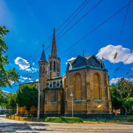 Saint Mauritius church in cologne, Germany