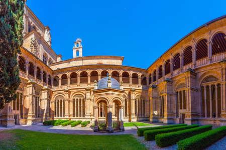 Convent of San Esteban at Salamanca, Spain