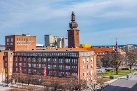Siège social d'ABB à Vasteras, Suède
