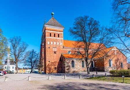 Helga Trefaldighets kyrka in Uppsala, Sweden