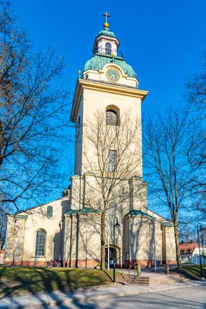 Heliga Trefaldighetskyrkan church in Gavle, Sweden