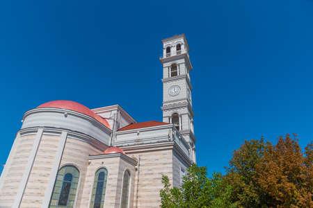 Saint Mother Teresa cathedral in Prishtina, Kosovo