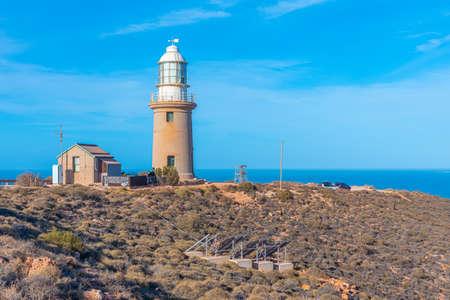 Vlaming head lighthouse near Exmouth, Australia