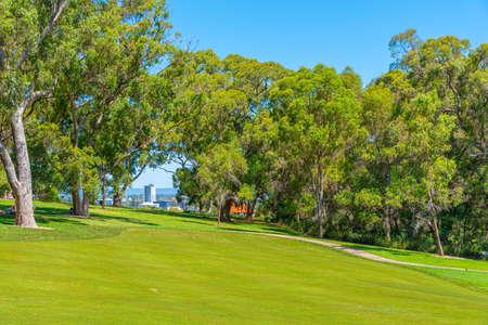 Kings Park and Botanic Garden in Perth, Australia