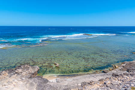 Cape Vlamingh at Rottnest island in Australia