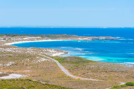 Salmon bay at Rottnest island in Australia
