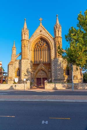 Basilica of Saint Patrick in Fremantle, Australia Stock fotó