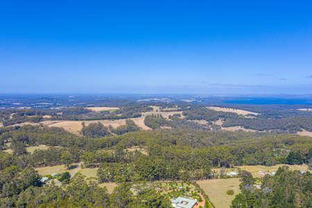 Landscape of Western Australia viewed from Mount Shadforth Reklamní fotografie