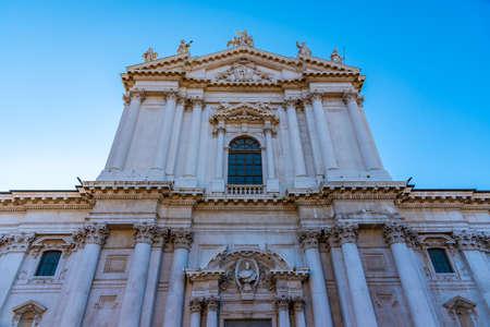 Cathedral of Santa Maria Assunta in Brescia, Italy