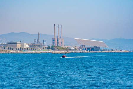 International Sailing Center at Port Forum in Barcelona, Spain