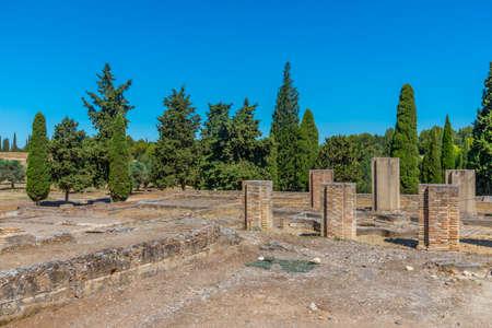 Ancient ruins at Italica, Spain Reklamní fotografie