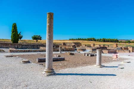 Ancient ruins at Italica, Spain Archivio Fotografico