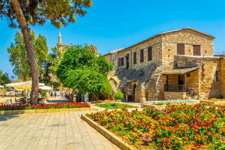 Prison of Namik Kemal in Famagusta, Cyprus