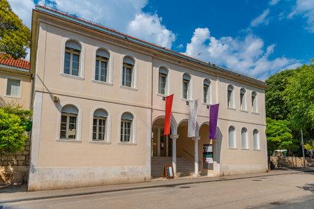 Croatian and European art gallery in Split, Croatia