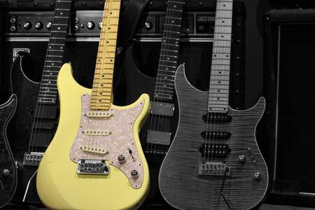 Cream Guitar