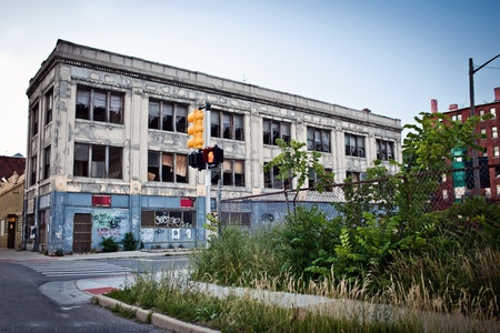 abandoned: Downtown Detroit