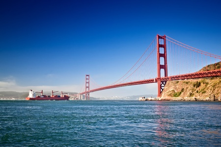 Golden Gate Bridge, San Francisco photo