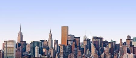New-York city panorama photo