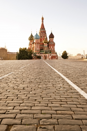 St  basil cathedral in Moscow Stock Photo - 14480198