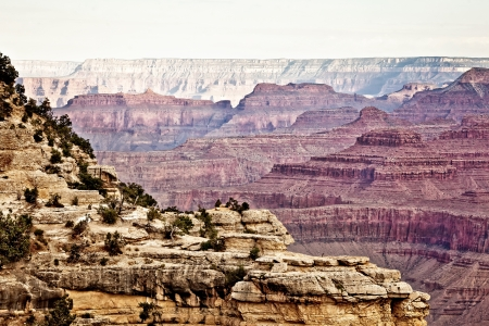 national parks: Grand Canyon during sunny day