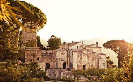 Ravello, Amalfi Coast, Italy  photo