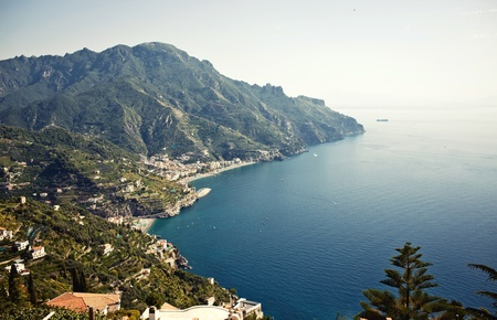 sorrento: Ravello, Amalfi Coast, Italy
