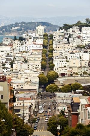 coit: Lombard Street, San Francisco