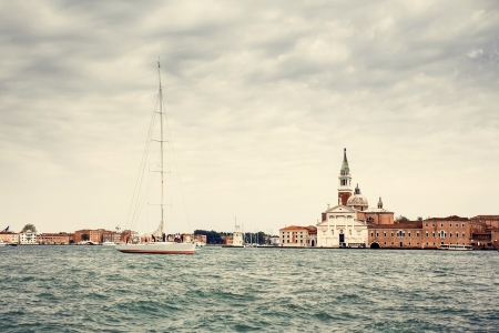 Grand Canal in Venice, Italy Stock Photo - 20371838