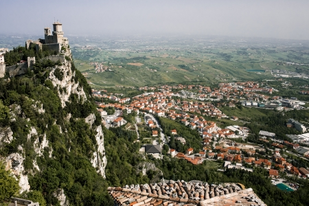 San Marino. Stock Photo