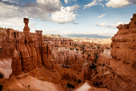 bryce: Bryce Canyon National Park, Utah, the United States.