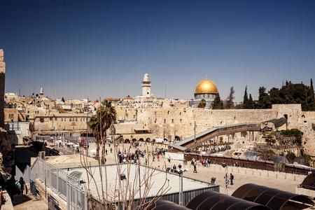 prayer tower:  Western Wall Plaza, The Temple Mount, Jerusalem