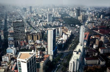 The landscape of Saigon: Thành phố Hồ Chí Minh