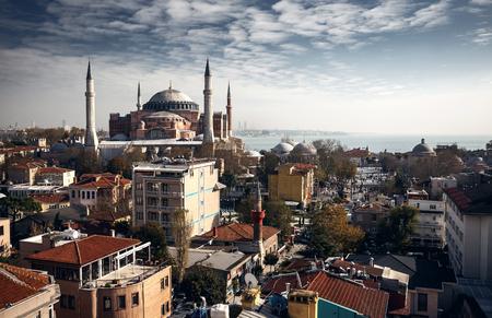 sophia: Buildings of Istanbul and Hagia Sophia