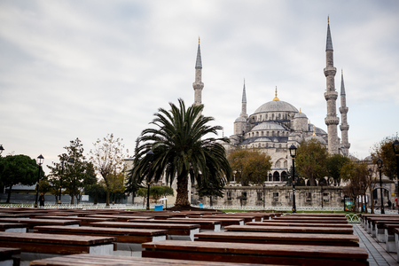 blue mosque: Blue Mosque, Istanbul, Turkey