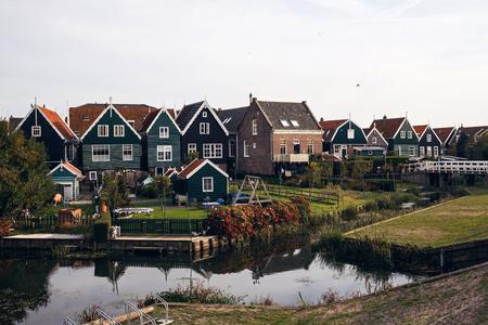 beatrix: Marken island, Netherlands Editorial