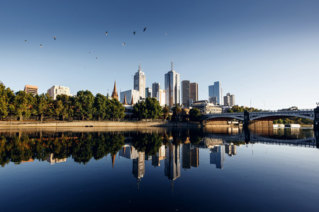 Melbourne, Victoria, Australië