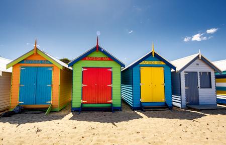 australia beach: Brighton Bay Beachhouses