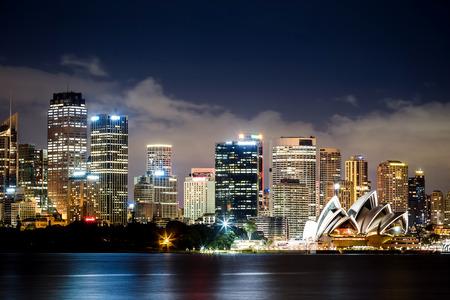 View of Sydney Harbour 報道画像