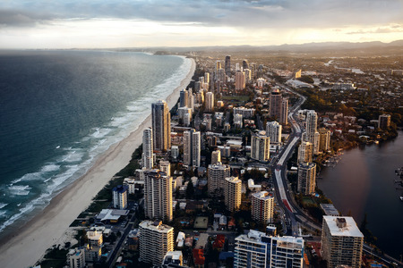gold: Gold Coast, Queensland, Australia