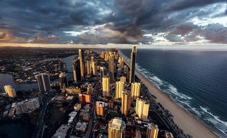 gold coast australia: Gold Coast, Queensland, Australia
