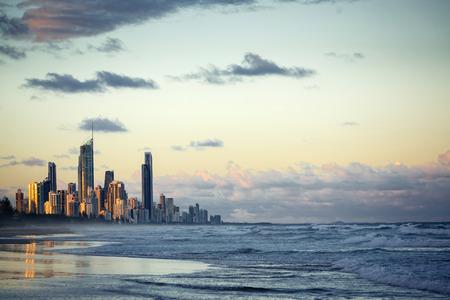 골드 코스트, 퀸즐랜드, 호주 스톡 콘텐츠