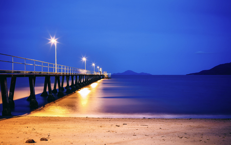 whitehaven beach: Whitehaven beach in Australia Stock Photo