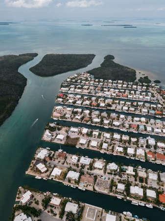 Aerial view of Windley Key