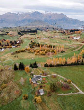 Arrowtown, New Zealand