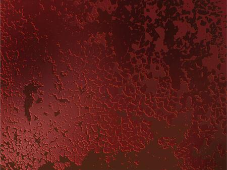 rusty background: Fondo oxidado, ilustraci�n vectorial