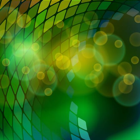 luminescent: abstract luminescent  background