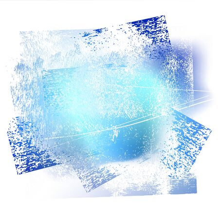 splattered grungy background, vector illustration